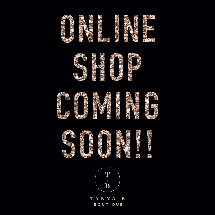 Online shopping coming soon!